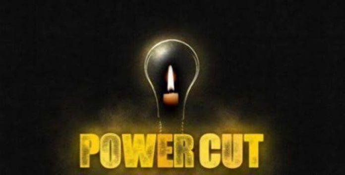 जम्मू में बड़े पैमाने पर बिजली बंद