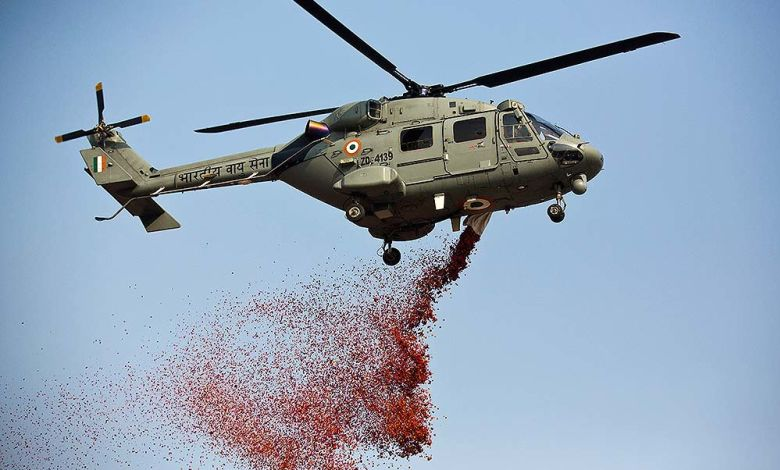 Armed forces to shower flowers on hospitals in gratitude - Northlines