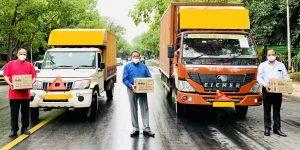 jatinder Singh MOS PMO flaunts