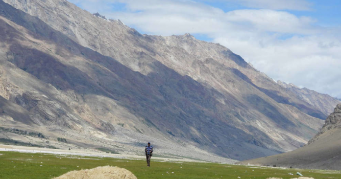 Ladakh scraps system for domestic tourists, green fee stays