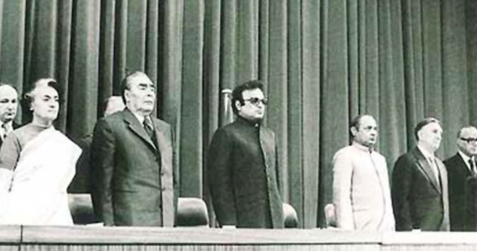 How the Soviet Union Helped India Win the 1971 War