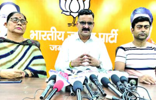 BJP committed to strengthen ULBs: Baru