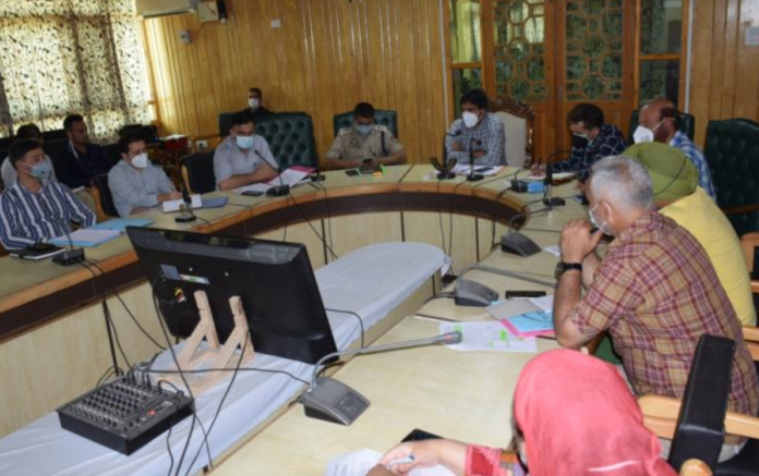 DDC finalizes I-Day arrangements in Pulwama