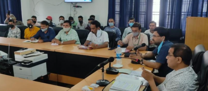 Implementation of Horticulture schemes reviewed in Jammu