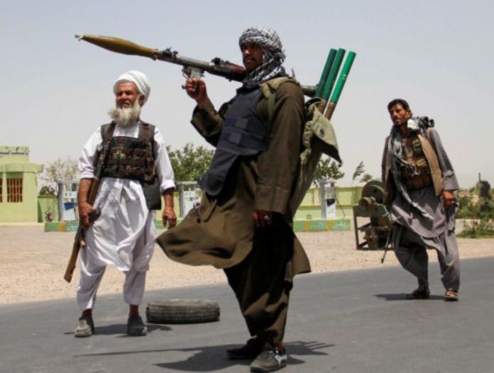 अफगानिस्तान में हमले के लिए भारत को मंच के रूप में इस्तेमाल करेगा अमेरिका